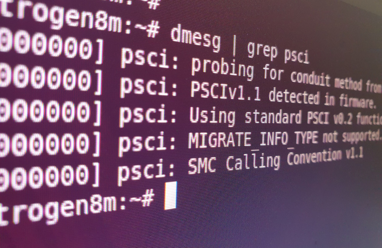 An overview of PSCI
